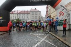 Běh městem Valašské Meziříčí