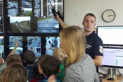 I. oddělení na návštěvě Městské policie