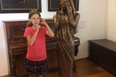 Výstava Lešná